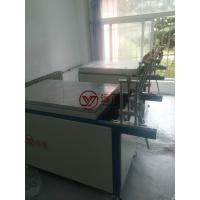 China YO120150 Manual Screen Printing Machine / Desktop Screen Printing Machine With Suction Table wholesale