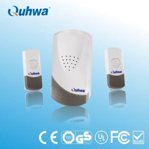 China Wireless Door Chime with Front Door and Back Door on sale