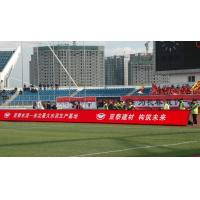 China Advertising Football LED Display Outdoor Front Module Maintance wholesale