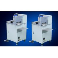 China White 220VAC 0.4 - 0.6 Mpa PCB Depaneling Machine  Non - Friction Cut wholesale