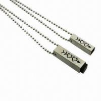China Refined Mixed Strip Style Pendants, Made of Stainless Steel, Can be Customized wholesale