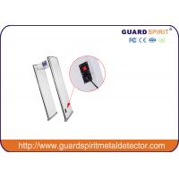 China 6 Zones Walk Through Metal Detector For Public Security Checking wholesale