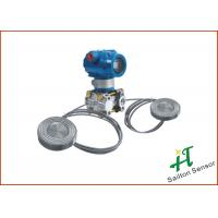 China Diffused Silicon Liquid / Gases / Flux Capacitive Differential Pressure Transmitter wholesale