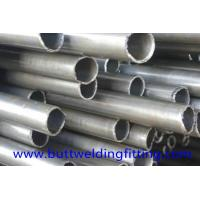 China Steel Pipe Nickel Alloy Pipe Inconel 800H steel tube UNS N08810 ERW on sale