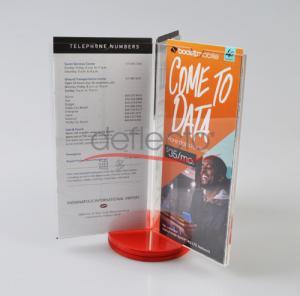 China Deflecto Acrylic Leaflet /Catalogue Holder wholesale