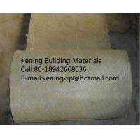 China High temperature resistance rockwool insulation blanket for boiler wholesale