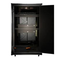 Quality Digital 55 Inch Magic Photo Booth , Mirror Me Photobooth With Flight Case for sale