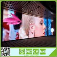 Buy cheap High brightness HD1080*1920 p2.5 indoor full color led screen for electronic signs from wholesalers