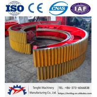 China Casting steel iron ring gear wholesale