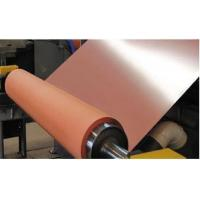 China 70um width Electrolytic HTE Copper Foil / Copper Sheet Roll wholesale