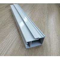 China High Hardness Powder Coated Aluminium Extrusions For Doors / Windows Corrosion Resistance wholesale