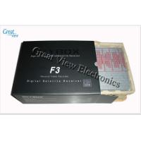 China 2012 factory wholesale HD DVB-S2 skybox F3 for worldwide market wholesale