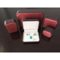 China Fancy Gem Jewelry Plastic Box For Bracelet / Earring / Pendant Packaging on sale