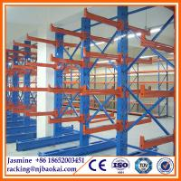 China Cantilever assemble double sided cantilever rack wholesale