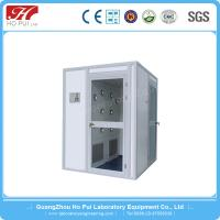 China Laboratory Stainless Steel Air Shower With Centrifugal Fan /Automatic Door wholesale