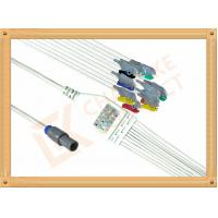 Wholesale Welch Allyn ECG Monitor Cable One Piece 10 Lead Ecg Cable Clip IEC from china suppliers