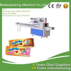 China wafer packing machine /wafer wrapping machine /wafer sealing machine wholesale