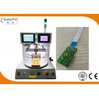 Quality Effective Automatic Soldering Machine , 0.5-0.7 MPA Soldering Tools And for sale