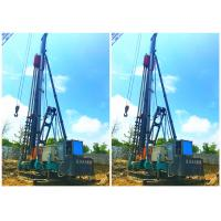 China SMW160 Screw Pile Machine / Foundation Drilling Equipment Energy Saving wholesale