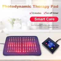 China Medicinal Infrared Pain Relief Red Light Therapy Pad wholesale