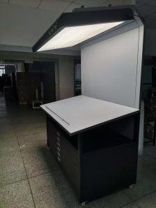 China Tilo CC120-B Color Proof Station Light Box with Drawers For Package Printing Industry wholesale
