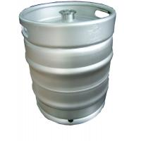 China Electro Polished 50 Litre Half Beer Keg With A Type Fitting 5 Year Warranty wholesale