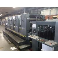 an overview of sheet fed offset lithography An internship report  on   offset lithography is one of the most common ways of creating printed matter  in sheet-fed offset,.