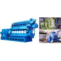 China High Speed Diesel Generator Power Plant, 50HZ Diesel Power Generators 75kw - 10000kw wholesale