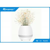 China Music Bluetooth Flower Pot Speakers / Decorative Bluetooth Planter Speaker wholesale