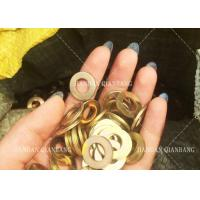 China M3-M104 Size Metal Flat Washers For Bolts / Wedge Anchors / Sleeve Anchor wholesale