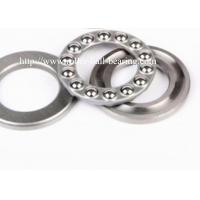 China 51101 Customized Non-Standard Special Steel Ball Nylon Cage Thrust Ball Bearing wholesale