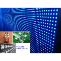 Quality Piranha DIP 3 In 1 P10 Full Color LED Display , High Resolution LED Screen for sale