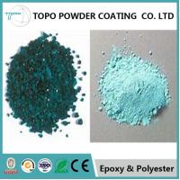China Industrial Wrinkle Finish Powder Coat , RAL 1004 Automotive Pearl Pigment Powder wholesale