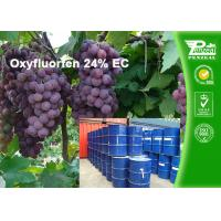 China Oxyfluorfen 24% EC Agriculture Selective Herbicide For Bermudagrass wholesale