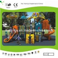 China Environment-Friendly Dreamland Series Outdoor Playground Equipment (KQ10118A) wholesale