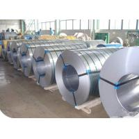 China Carbon Steel Coil Sheet , Cold Rolled Sheet Metal Coil EN10130 Standard on sale