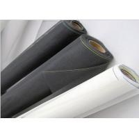 Buy cheap Stainless Steel Security Window Screens Fiberglass Plastic With 18 X 16 Mesh from wholesalers