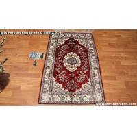 China Turkish silk carpet on sale