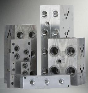 China AD03 Series Aluminum Valve Manifold wholesale
