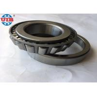 52100 Single Row Chrome Steel Roller Bearing , Low Friction Taper Roller Bearing