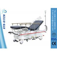 China Multi Function Emergency Stretcher With Height Adjust Backup Battery on sale