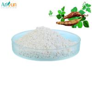 China White Or Yellow Brown Organic Kudzu Root Powder Enhancing Human Immunity By 40% - 98% Puerarin wholesale