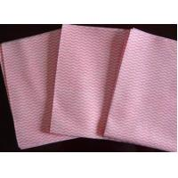 China Pre - Cut Spunlace Disposable Beauty Products Household Non Woven Towels  on sale