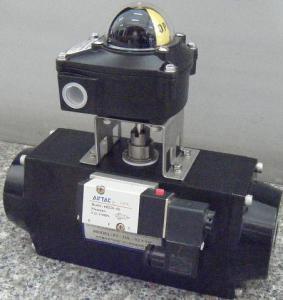 China Scotch & Yoke type Pneumatic Actuators,heavy duty Actuators,large torque pneumatic actuators on sale