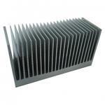 China Extruded Aluminum Heatsink Extrusion Profiles , 6061 / 6005 Aluminum Heatsinks For Solar PV Products wholesale