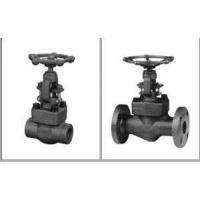 """China Welded Connection Flanged Globe Valve F22 Body Material Box To Weld 1"""" wholesale"""