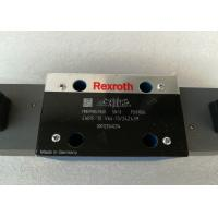Quality 2 MPA Rexroth Solenoid Valve , 24v Dc 4WRE10V64 13 24Z4M Pneumatic Solenoid Valve for sale