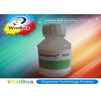 Winsperse 5030 pigment modifying agent for improve pigment gloss