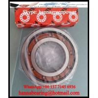 China 6200TB.P63 Polyamide Cage Deep Groove Ball Bearing 10x30x9mm on sale