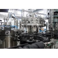3 in 1 Automatic Carbonated beverage rotary filling machines wine bottle filling equipment